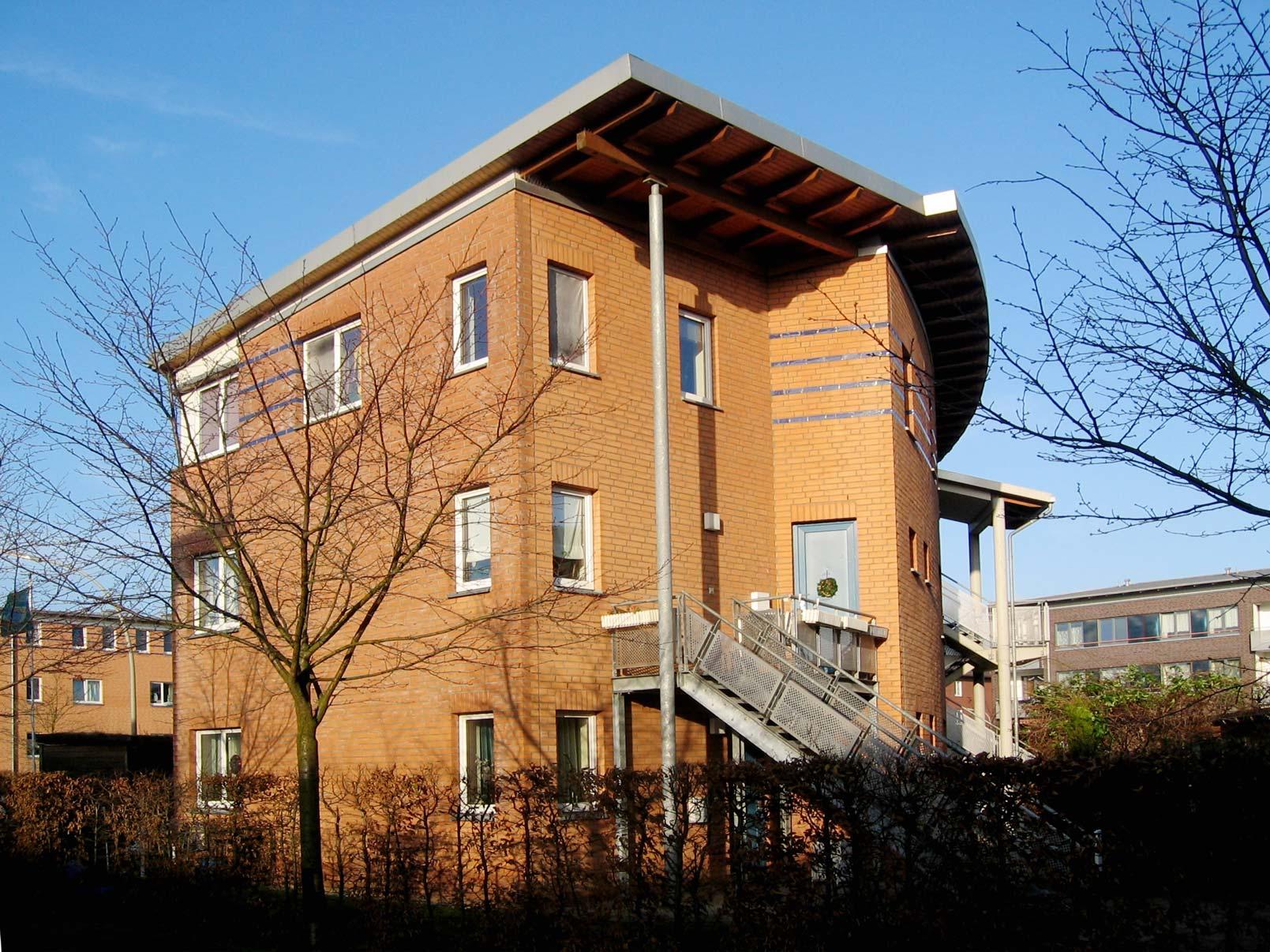 Mehrfamilienhaus Schnecke in Allermöhe